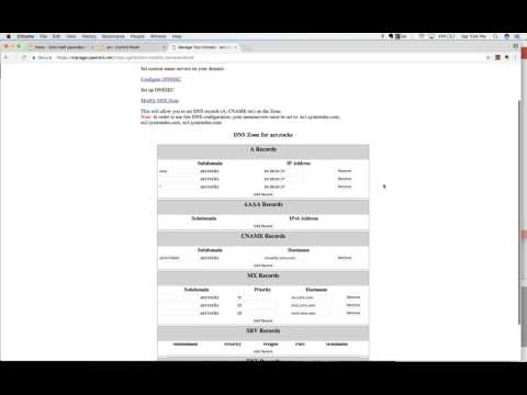 Zoho Email Tutorial: Update DKIM Records