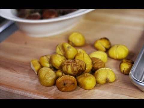 Andrew Zimmern Cooks: Roasted Chestnuts