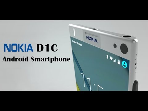 Nokia D1C Specifications | Nokia new android phone | Upcoming phones in india | 2017