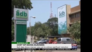 Cost of doing Business - Business Live on JoyNews (19-2-18)