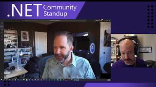 ASP.NET Community Standup - October 1st, 2019 - New .NET Videos with Scott and Jon