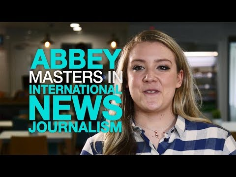 International Journalism MA at LJMU