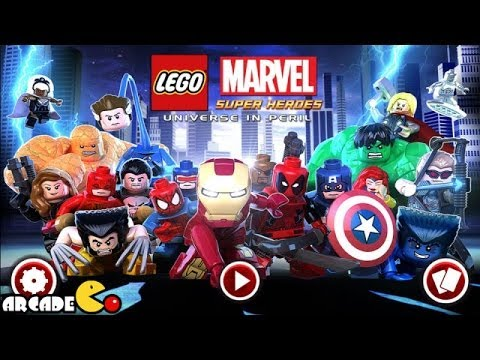 LEGO Marvel Super Heroes: Universe in Peril - Part 5 - Stark Tower
