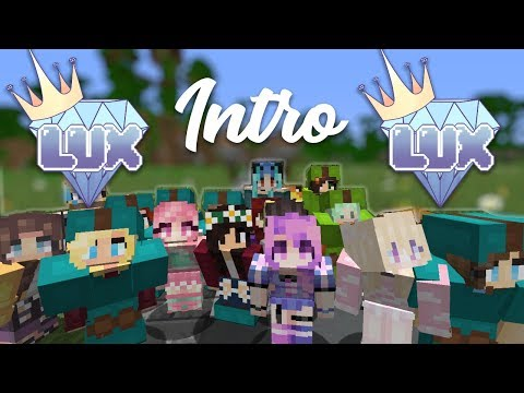 Welcome to the LUX SMP 💎! (Intro and Spawn Tour)