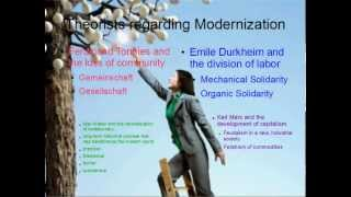 Narrated sociology presentation by Kristi Brosmer