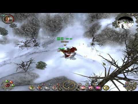 Sacred 2: Fallen Angel. Christmas Quest. Part 1\3