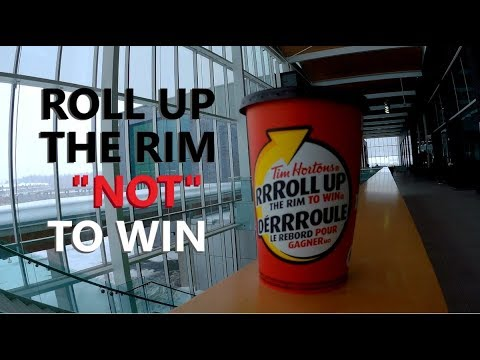 Tim Hortons Roll up the Rim to Win: Is it a scam?