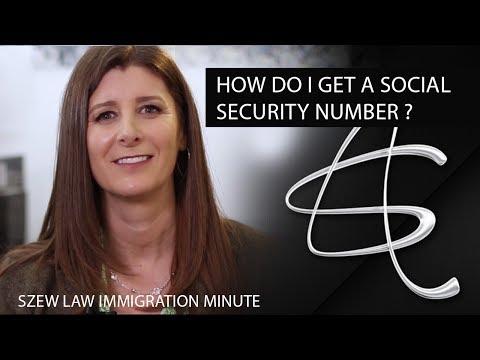 HOW DO I GET A SOCIAL SECURITY NUMBER!!