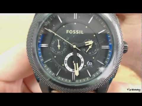 Мъжки часовник Fossil machine FS4616