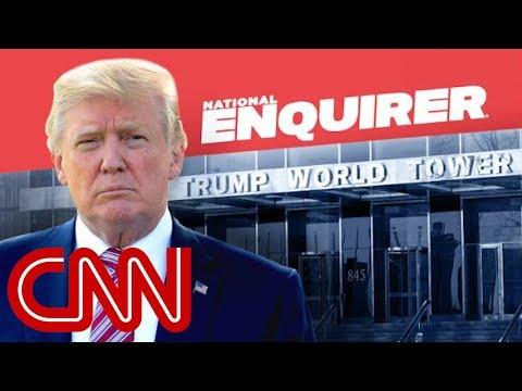 Ex-Trump doorman confirms leaked affair reports