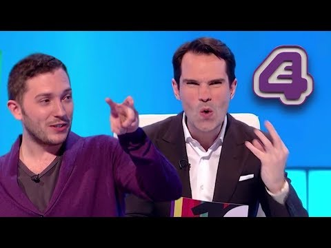 Jon Tries Flirting with Pickled Onions?! | Best of Jon Richardson | 8 Out of 10 Cats Series 11