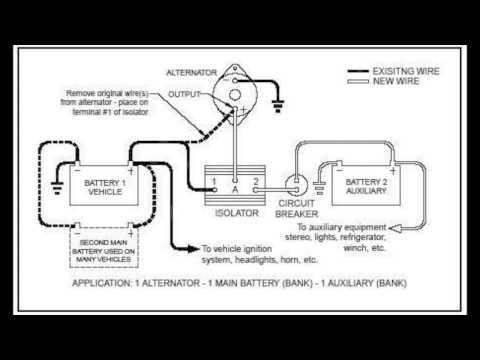how to install a dual battery kit diy dual battery system boat rh cgcldawahcenter com