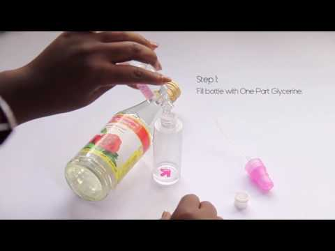 How To Make Your Own Facial Toner
