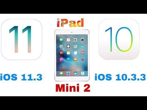 iOS 11.3 Vs iOS 10.3.3 speed test on iPad mini 2 | iSuperTech