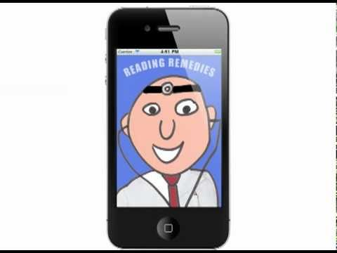 Reading Remedies for iPhone and iPad