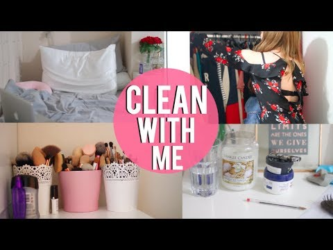 ULTIMATE Clean With Me 2018!