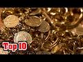 Top 10 HIDDEN TREASURES YET TO BE FOUND