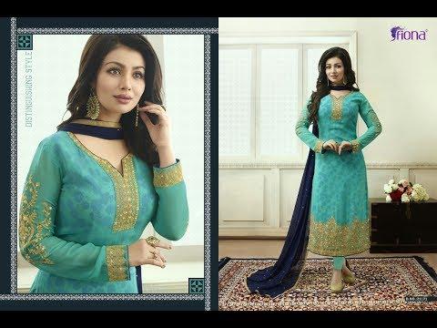 Fiona ||Aayesha Takia  || Latest Indian Salwar Kameez Collection 2017 || buy now