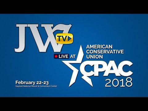 Judicial Watch @ CPAC 2018  **February 22**