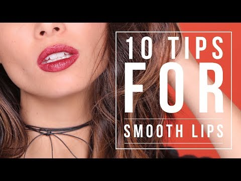 Tips For Sexy & Smooth Lips + Lip Care for Dry Lips | Aja Dang