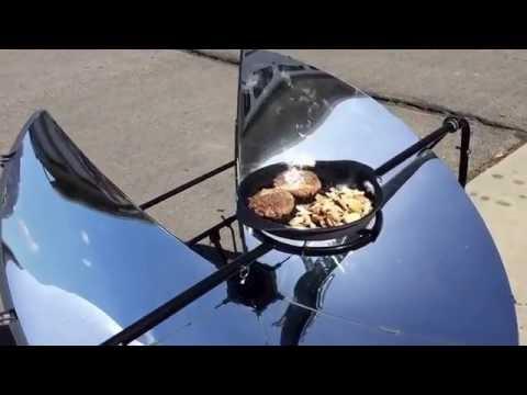 Solar Power Cooker