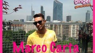 Marco Carta presenta Tieniti Forte - Intervista!