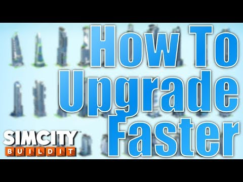 Sim City Buildit | How To Upgrade Faster: 5 Tips