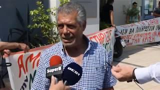 Σε κινητοποιήσεις ξανά οι αγρότες-παράσταση διαμαρτυρίας στον Περιφερειάρχη Δυτ. Ελλάδας