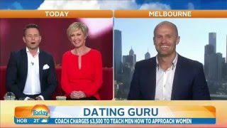 Melbourne dating coach