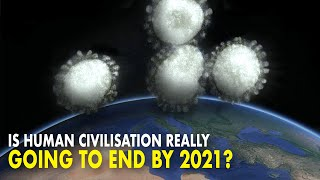 Total Human Extinction Within The Next Year is 200 Times More Likely Than You Are To Win Lottery!