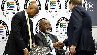 Gwede Mantashe explains why ANC met with banks over the Gupta accounts