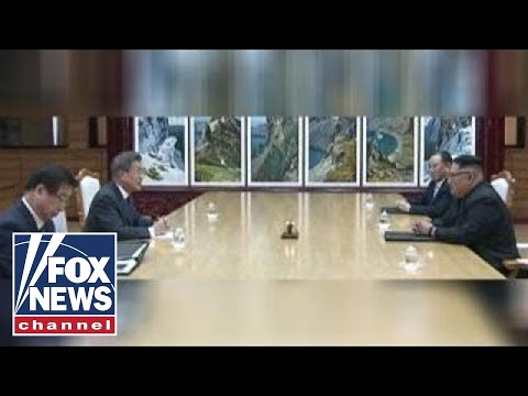 US officials in North Korea to prepare for potential summit