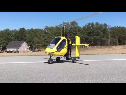 Sparrowhawk Gyroplane Minion Themed