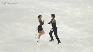 [2018.02.19] Tessa Virtue & Scott Moir SD