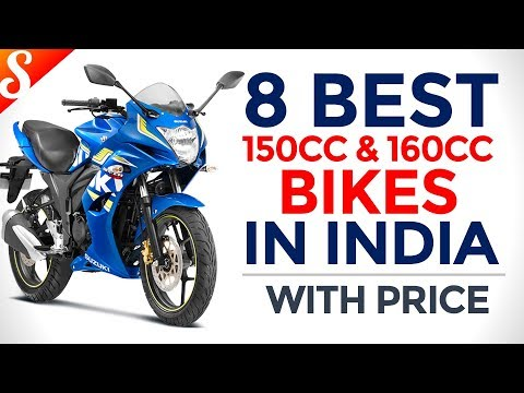 8 Best 150CC Bikes to 160CC Bikes in India with Price & Other Important Information