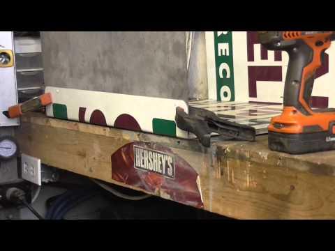 Roof Rake & Slide design