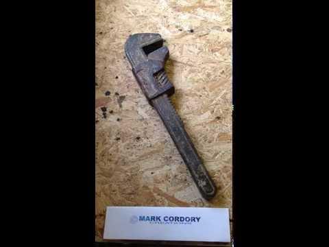 LARP Weapon - monkey wrench