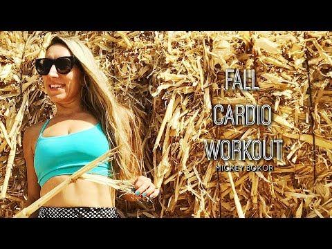 Fall Cardio Workout