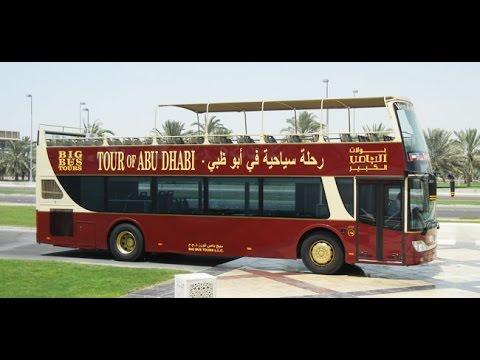 Big Bus Tour - Abu Dhabi, UAE