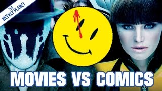 Watchmen Movie VS Comic - Which Is Better? (It
