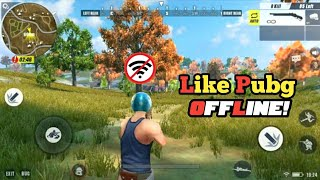 Top 10 Best OFFLINE Games Like PUBG For Android & iOS | OFFLINE Battle Royale Games