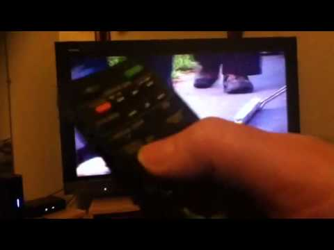 Tuning in digital channels on Sony kdl40ex503 pt1