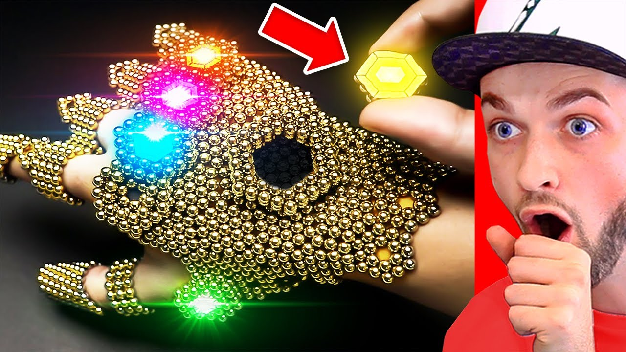 World's *BEST* MAGNETIC BALL Creations! (Satisfying ASMR)