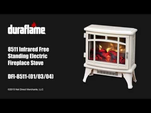 Duraflame 8511 Free Standing Electric Stove