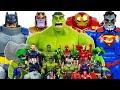 Download           Hulk, Hulkbuster vs Thanos! Avengers Go~! Batman, Superman! Captain America, Spider-Man, Iron Man MP3,3GP,MP4
