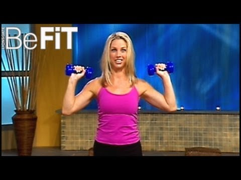 Denise Austin: Arms & Upper Body Workout- High Intensity