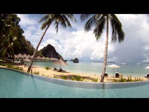 5-9-13 Apulit Island El Nido Palawan - Infinity Pool