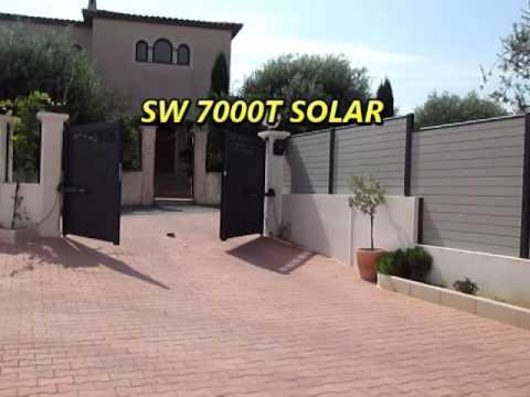 SW Swing Gate Openers