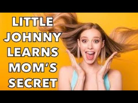 Little Johnny Jokes - Little Johnny Knows All Of Mommy's Secrets...