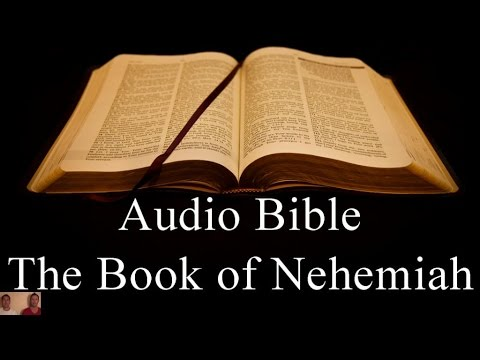 The Book of Nehemiah - NIV Audio Holy Bible - High Quality and Best Speed - Book 16